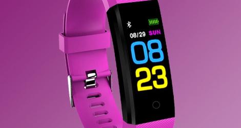 Bon plan (50€ de réduction ) : Montre sport fashion connectée / smartwatch IOS / Android